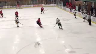 Brian Anderson goal 1 of 3 on the night puts Red Bank Catholic Ice Hockey up 3-1