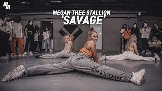 Megan Thee Stallion - Savage Remix (feat. Beyoncé) | Choreographer- jiwon |  LJ DANCE