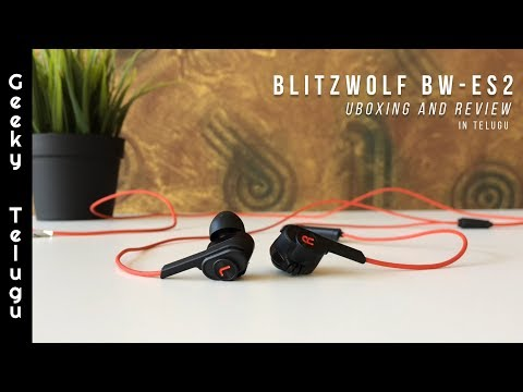 Blitzwolf BW-ES2 Full Detailed Review