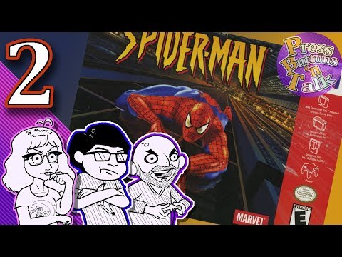 Spider-Man, Ep. 2: Scorpion Approaches Slowly - Press Buttons 'n Talk