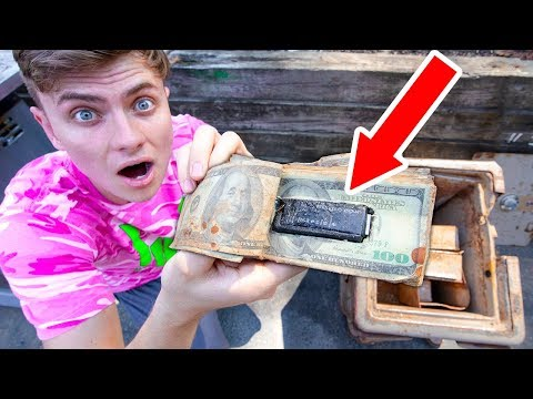 There was MORE in the Abandoned SAFE!! ($10,000)