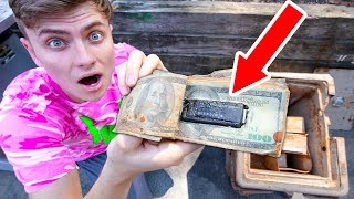 There was MORE in the Abandoned SAFE!! ($10,000) - Video Youtube