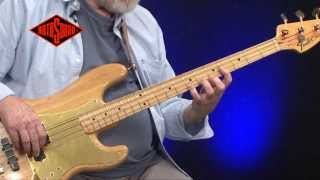 Mo Foster&Rotosound Jazz Bass 77 Bass Guitar Strings