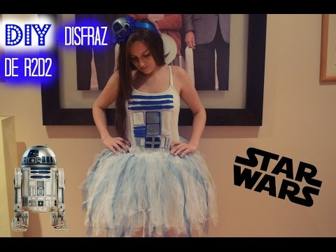 DIY: Disfraz de R2D2 | R2D2 Costume
