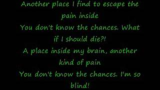 Korn-Blind (lyrics)