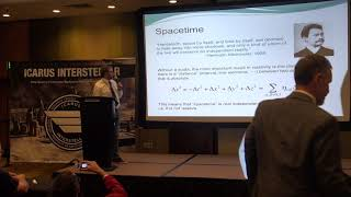 """Starship Congress 2017: Miguel Alcubierre, """"Faster Than The Speed Of Light"""""""