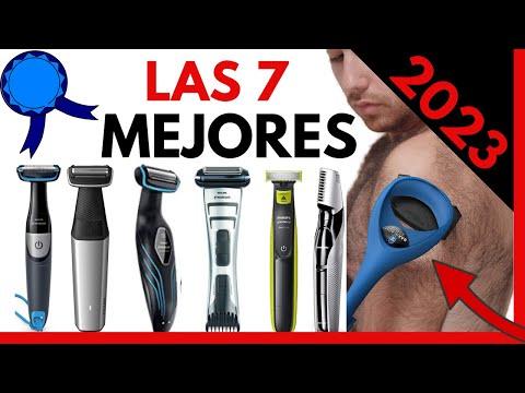 Las MEJORES 7 Afeitadoras Corporales del 2021