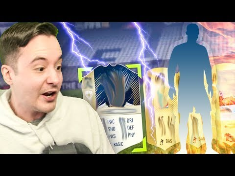 I HAVE PACKED AN ICON EUHFOUEHF - FIFA 18 ULTIMATE TEAM PACK OPENING