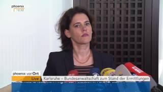 Anschlag auf den BVB: Statement von Frauke Köhler am 21.04.17