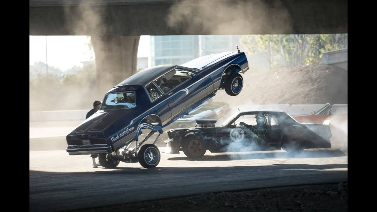 Watch Ken Block Tear Up The Streets Of Los Angeles In An All-Wheel Drive, 845hp Ford Mustang