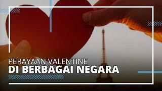 6 Negara dengan Tradisi Valentine Unik, Taruh Daun Dalam Bantal dan Gelar Pernikahan Massal