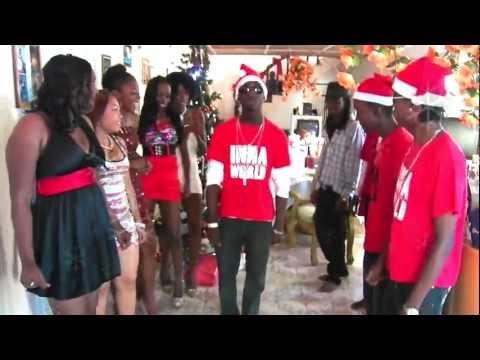 Inna World Christmas (OFFICIAL VIDEO) - G-Money Federation + SpidaMan