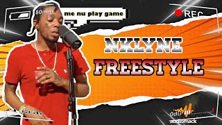 Nklyne – Bless The Yaad Freestyle
