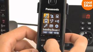 Panasonic KX-TG8162 review en unboxing (NL/BE)