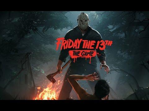 Пятница 13е Friday the 13th The Game заключительный стрим по BETA (ждем релиз)