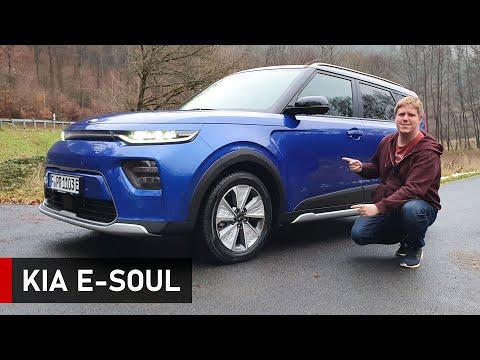 2020 Kia e-Soul 64kWh - Review, Fahrbericht, Test