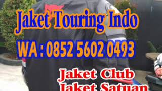 jaket Touring Bikers Full Safety Protector