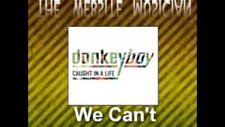 Donkeyboy - We Can't Hide