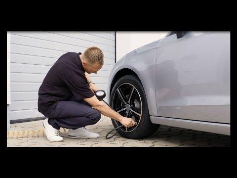 Reifenwechsel und Reifenkauf Teil 5: Reifendruck richtig messen | Continental