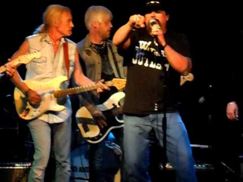 Jimmie Van Zant- Hope For Freedom Tour