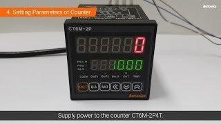 Autonics Tutorial : Using Encoder & Counter - Position Control