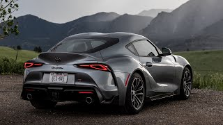 2021 Toyota Supra 2.0 Full Review - 4 Cylinders Just Might Be Enough!