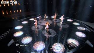 "Azerbaijan: ""Running Scared"", Ell and Nikki - Winners of Eurovision Song Contest Final 2011"