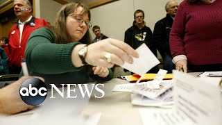 What to expect on Election Day as votes are cast and counted