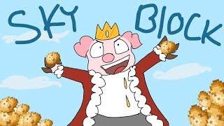 Skyblock: The Great Potato War