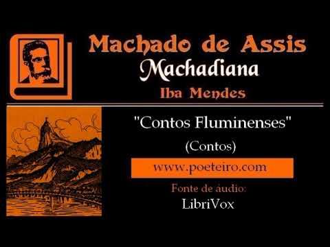 Contos Fluminenses (Contos), de Machado de Assis