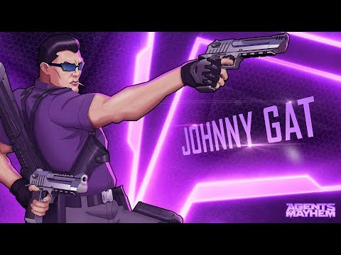 Agents of Mayhem - GAT IS BACK thumbnail