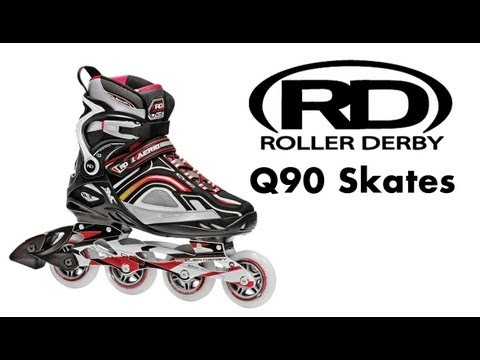 Roller Derby Aerio Q90 Inline Fitness Skates Review