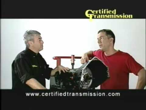 Certified Transmission Commercial video by Certified Transmission