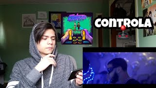 Controla 🎮 - Brytiago & Anuel AA (Reaccion)
