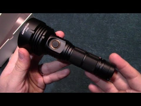 AstroLux FT02 Flashlight Review!