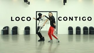 LOCO CONTIGO   Dj Snake, J. Balvin & Tyga   Choreography By Krizix Nguyen & Candice Forja