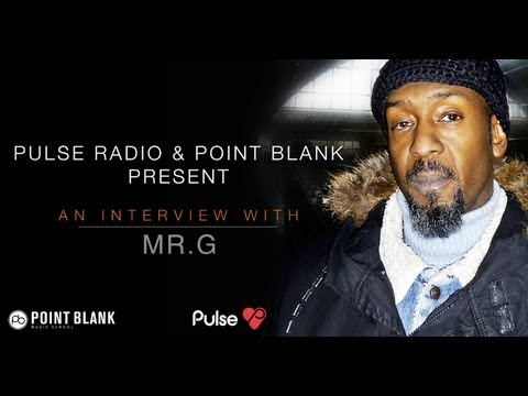 Mr. G: Pulse Radio & Point Blank Present An Interview With... Mp3