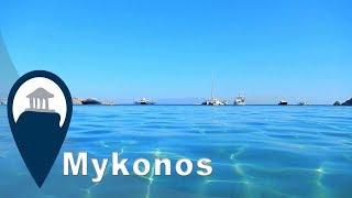 Mykonos | Psarou beach