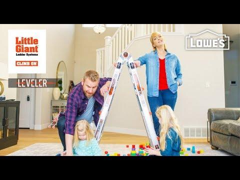 Leveler Little Giant Ladders