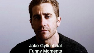 Jake Gyllenhaal Funny Moments