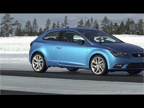 Seat  Leon Хетчбек класса C - рекламное видео 3
