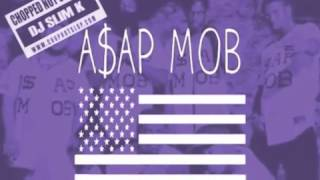 ASAP Rocky - Thuggin Noise (Slim K Chopped Not Slopped Remix) (DL inside)