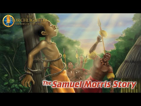Torchlighters: The Samuel Morris Story DVD movie- trailer