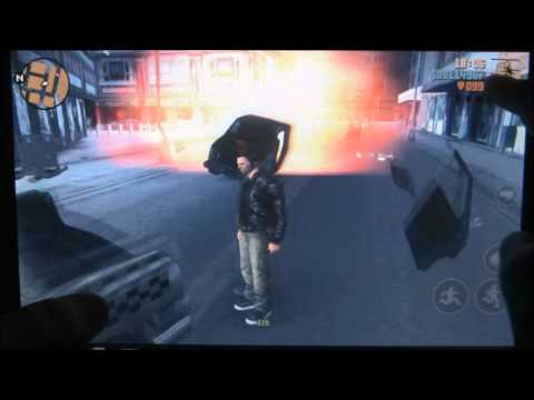 Grand Theft Auto III Android App Review