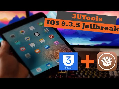 IOS 9.3.5 IPad Mini 1st Generation Jailbreak | 3UTools EASY method