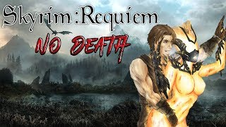 Skyrim - Requiem 2.0 (без смертей) - Бретон-Атронахотрах #5