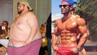 New Year *New Body* - Collection Of The Best Fat To Lean Fitness Body Transformations!