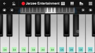 Alan Walker   Faded   Easy Mobile Perfect Piano Tutorial