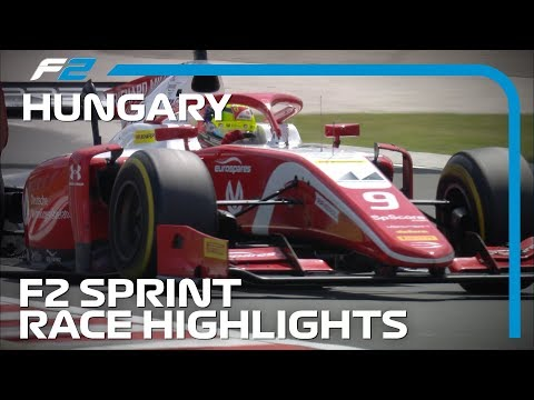 Mick Schumacher's First Formula 2 Win | 2019 Hungarian Grand Prix