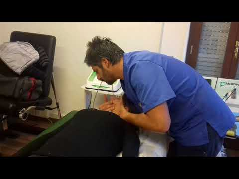 Restringersi di navi in sintomi di reparto cervicali